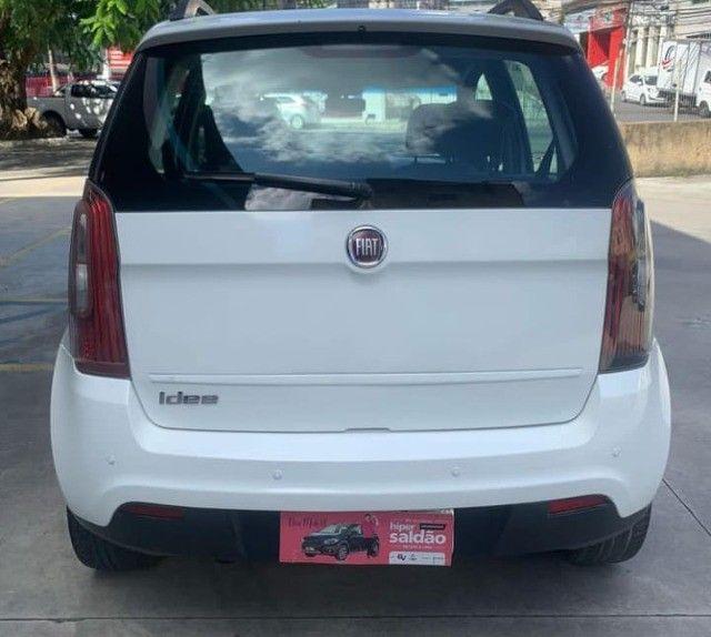 Fiat Idea Atractive 2013 - Foto 3