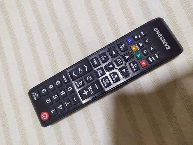 Smart TV 40' Samsung - Defeito na tela - Foto 5