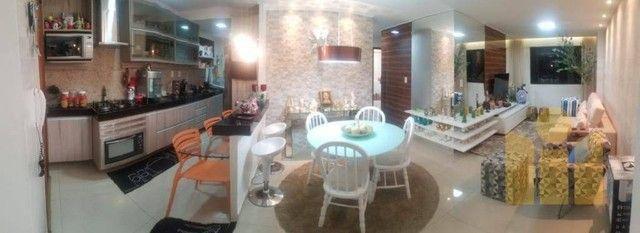 Apartamento com 3 dormitórios à venda, 85 m² por R$ 550.000 - Mangabeiras - Maceió/AL - Foto 14