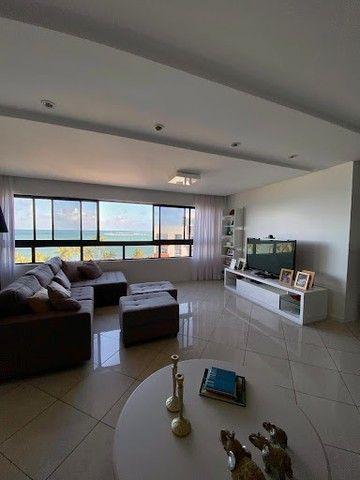 Cobertura beira mar com 4 dormitórios à venda, 498 m² por R$ 3.200.000 - Jatiúca - Maceió/ - Foto 11