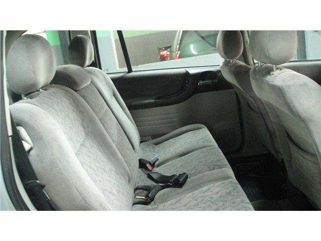 Chevrolet Zafira 2001 2.0 mpfi 8v gasolina 4p manual - Foto 8