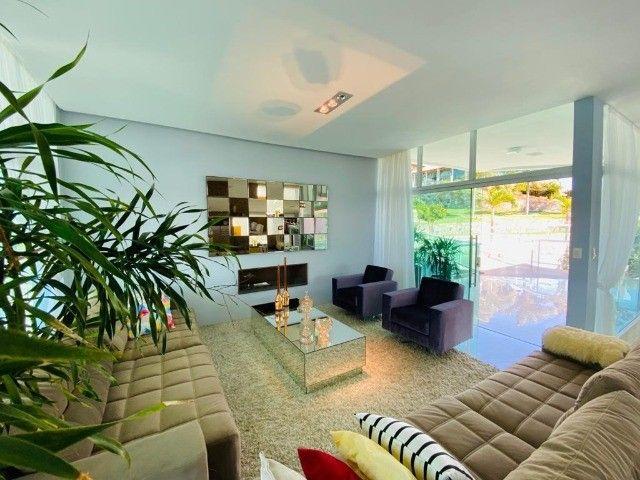 Mansão de alto padrão em Gravatá/1000m/mobiliada/6 suites/Oportunidade - Foto 8