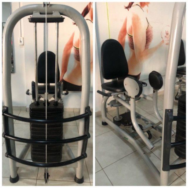 Cadeira adutora e abdutora