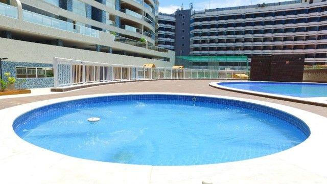 Apartamento com 300m², 4 suítes e sala para 3 ambientes a com vista para o mar de Jatiuca - Foto 4