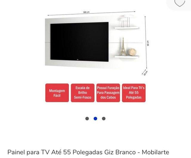 Painel para tv ,até 55 polegadas/Novo - Foto 3