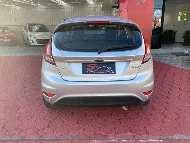 Fiesta SEL 1.6 16V Flex Mec. 5p - Foto 6