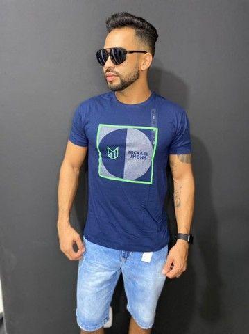 Camisas da Mickael jhons  - Foto 5