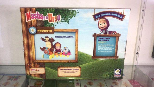 brinquedo masha e urso  - Foto 2