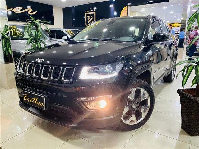 jeep compass 2.0 flex longitude automatico 2020. - Foto 3