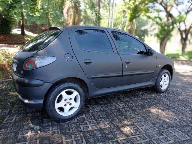 Peugeot 206 Sensation 1.4 Flex 2007! - Foto 6