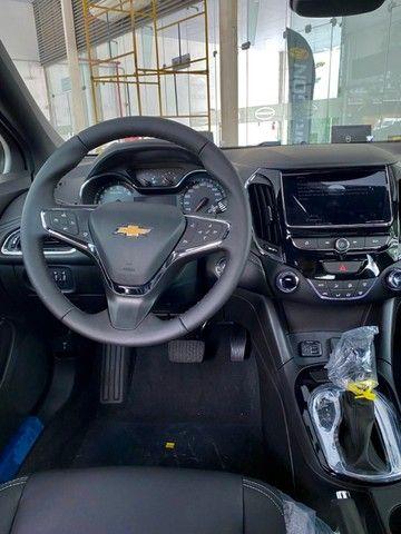 Cruze Sport6, o esportivo conectado ao seu estilo. 1.4 Turbo de 153cv. Pronta entrega  - Foto 17
