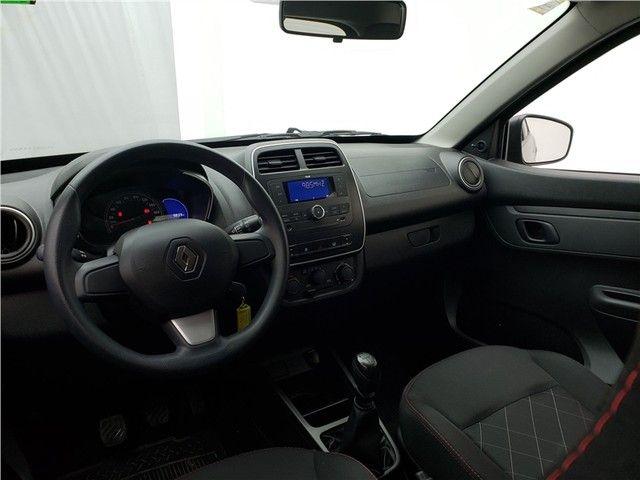 Renault Kwid 2020 1.0 12v sce flex zen manual - Foto 8