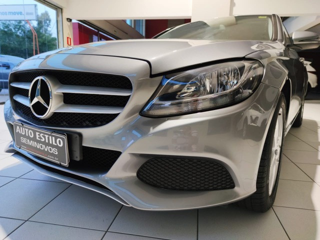 Mercedes Benz C 180 1.6 Turbo 2016 - Foto 4