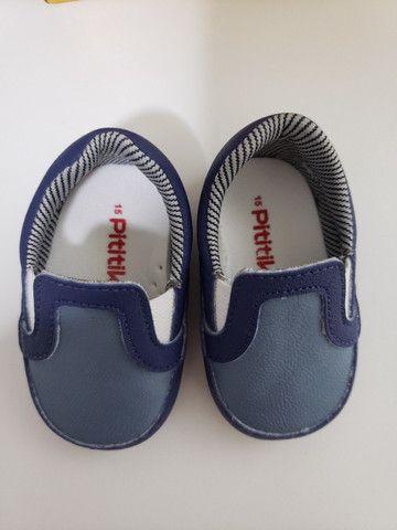 Sapatos recém nascido