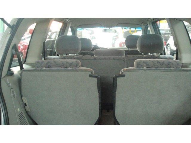 Chevrolet Zafira 2001 2.0 mpfi 8v gasolina 4p manual - Foto 7