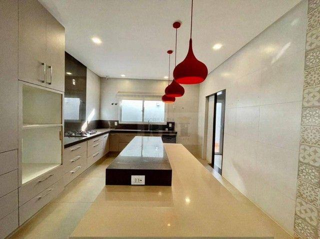 Casa com 4 dormitórios à venda, 391 m² por R$ 1.600.000,00 - Parque Solar do Agreste B - R - Foto 5