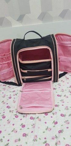 Bolsa com várias divisórias MK - Foto 3