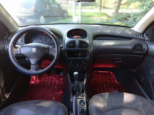 Peugeot 206 Sensation 1.4 Flex 2007! - Foto 2