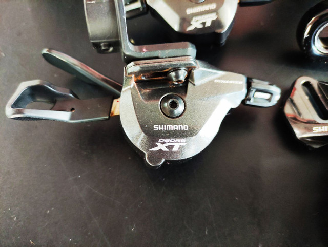 Grupo Shimano XT 8000  - Foto 6
