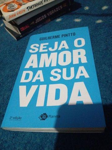 Livro Seja o amor da sua vida - Guilherme Pintto