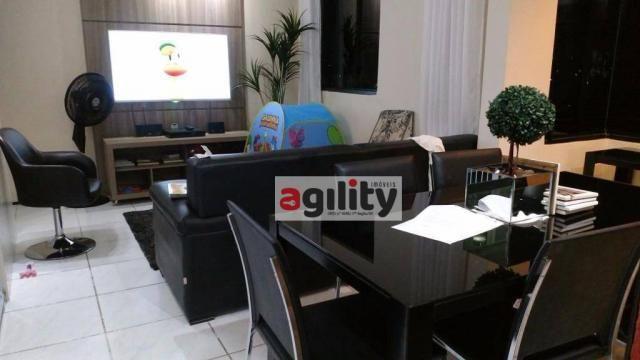 Aconchegante apartamento 2 quartos em Capim Macio!