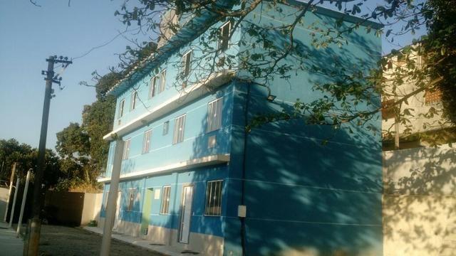Apartamento no Tauá estilo casa em vila. 1º locação. Taxas inclusas. Apenas família