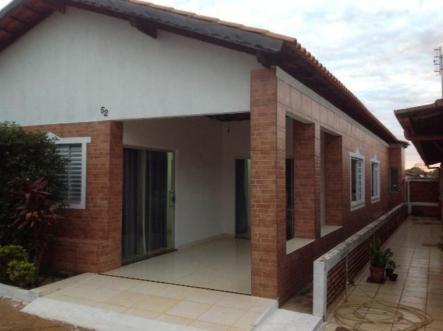 Chale novo,bem arejado,4 dormitórios,3 banheiros,piscina,sauna salao de jogos - Foto 5