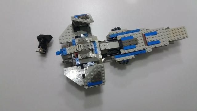 Lego Star Wars Sith Infiltrator 7151 - Foto 3
