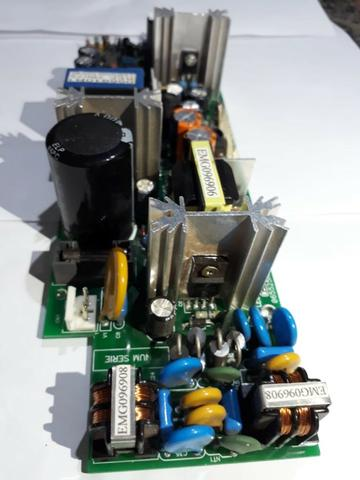 Fonte Pabx Leucotron Active TDS e IP100 - Foto 4