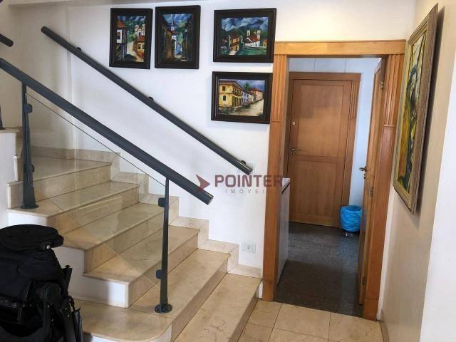 Apartamento duplex com 4 quartos, 320 m² - setor nova suiça - armarios - Foto 19