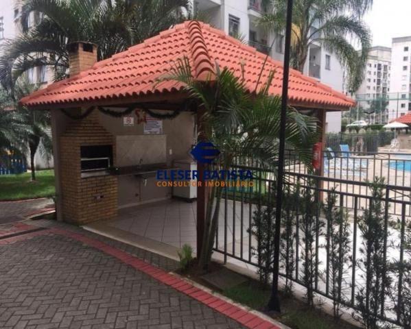 Apartamento à venda com 2 dormitórios em Condomínio ilha de vitória, Serra cod:AP00227 - Foto 5