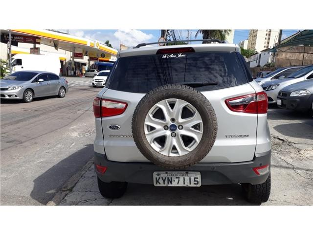 Ford Ecosport 1.6 titanium 16v flex 4p manual - Foto 4