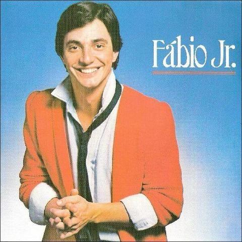 Cd Fábio Júnior (1983) - Lacrado