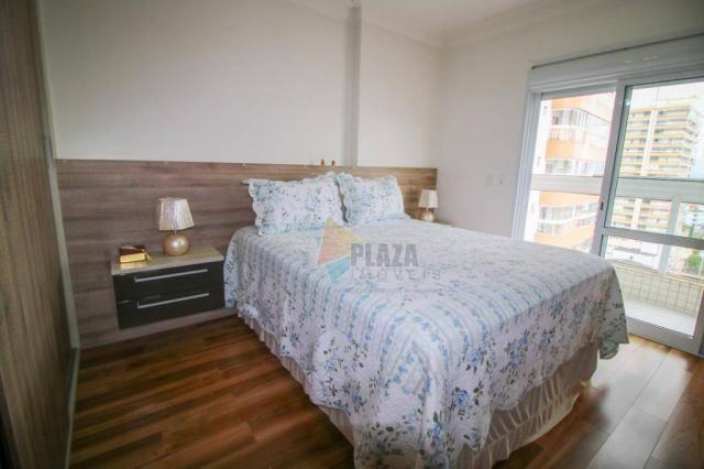 Apartamento com 2 dormitórios à venda, 104 m² por R$ 650.000,00 - Boqueirão - Praia Grande - Foto 12