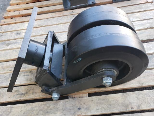Rodizio giratório para 2.400 kg - Foto 4