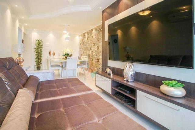 Apartamento com 2 dormitórios à venda, 104 m² por R$ 650.000,00 - Boqueirão - Praia Grande - Foto 8