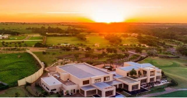Terreno à venda em Quinta do golfe jardins, Sao jose do rio preto cod:V1831 - Foto 3