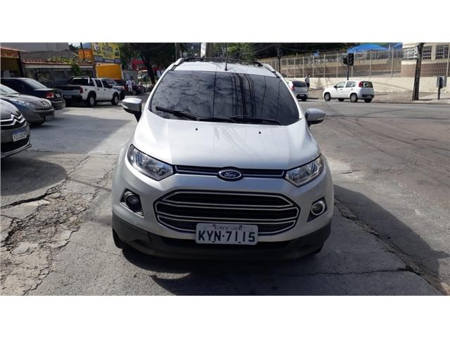 Ford Ecosport 1.6 titanium 16v flex 4p manual