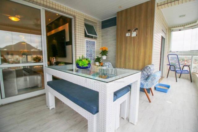 Apartamento com 2 dormitórios à venda, 104 m² por R$ 650.000,00 - Boqueirão - Praia Grande - Foto 4