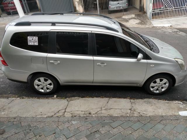 Nissan Gran Livina 1.8 aut - Foto 2