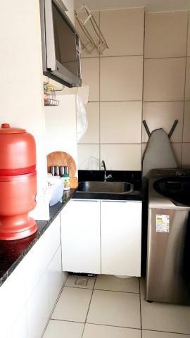 Apartamento à venda com 3 dormitórios em Agua fria, Joao pessoa cod:V1567 - Foto 17