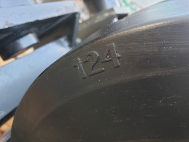 Rodizio duplo para 2.400 kg - Foto 3