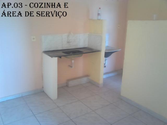 A.L.U.G.O. apartamentos de 2 e 3 quartos em Eldorado, Serra - Foto 8