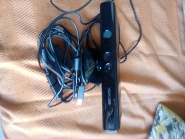 Kinect + jogos XBox360 - Foto 2