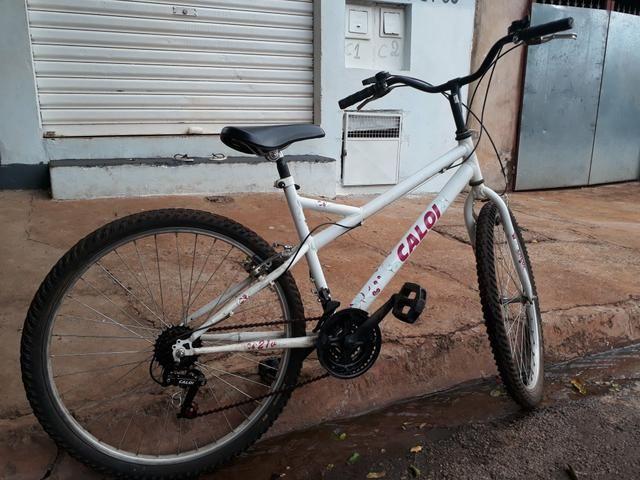 Vendo bike caloi - Foto 2