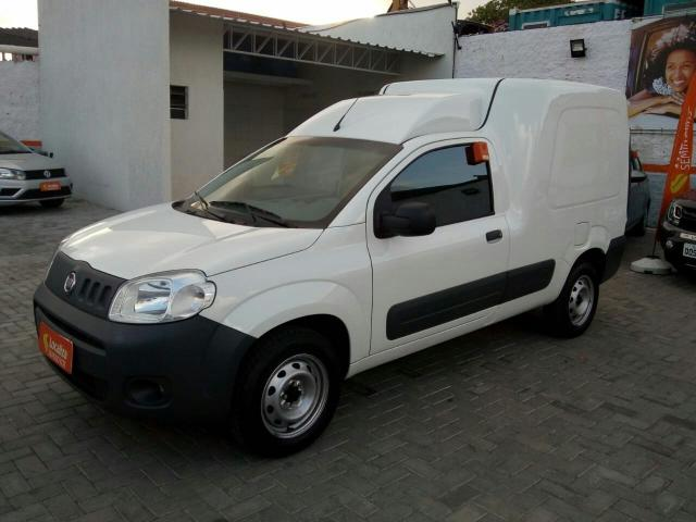 FIAT FIORINO 2018/2019 1.4 MPI FURGÃO HARD WORKING 8V FLEX 2P MANUAL - Foto 3