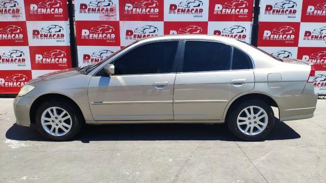 Honda civic 2006 automatico barato - Foto 11