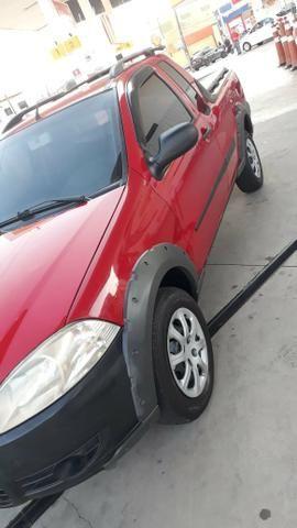 Vendo Fiat Strada cabine estendida - Foto 5