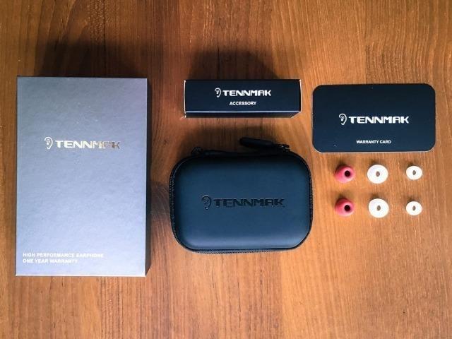 Fone Tennmak Pro (monitor De Palco) Dual Driver Mmcx - Foto 2