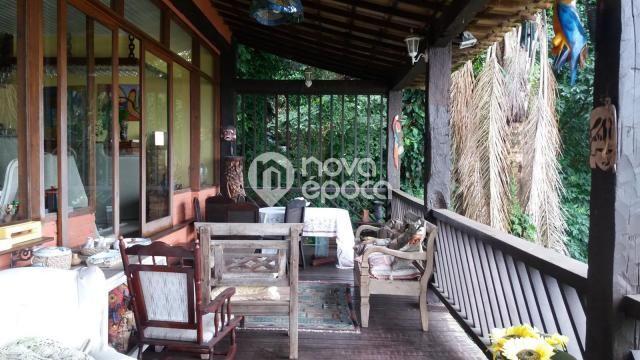Casa à venda com 4 dormitórios em São conrado, Rio de janeiro cod:FL4CS22387 - Foto 2